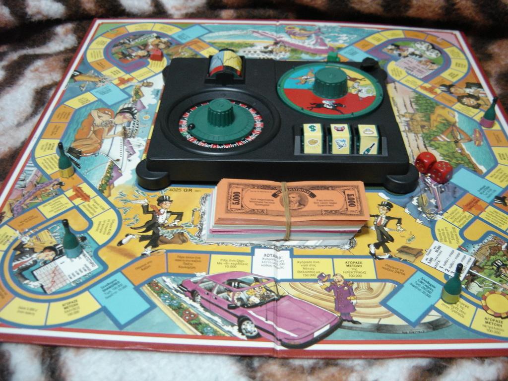 Crack giochi sul nostro tavolo - Gioco da tavolo passa la bomba ...